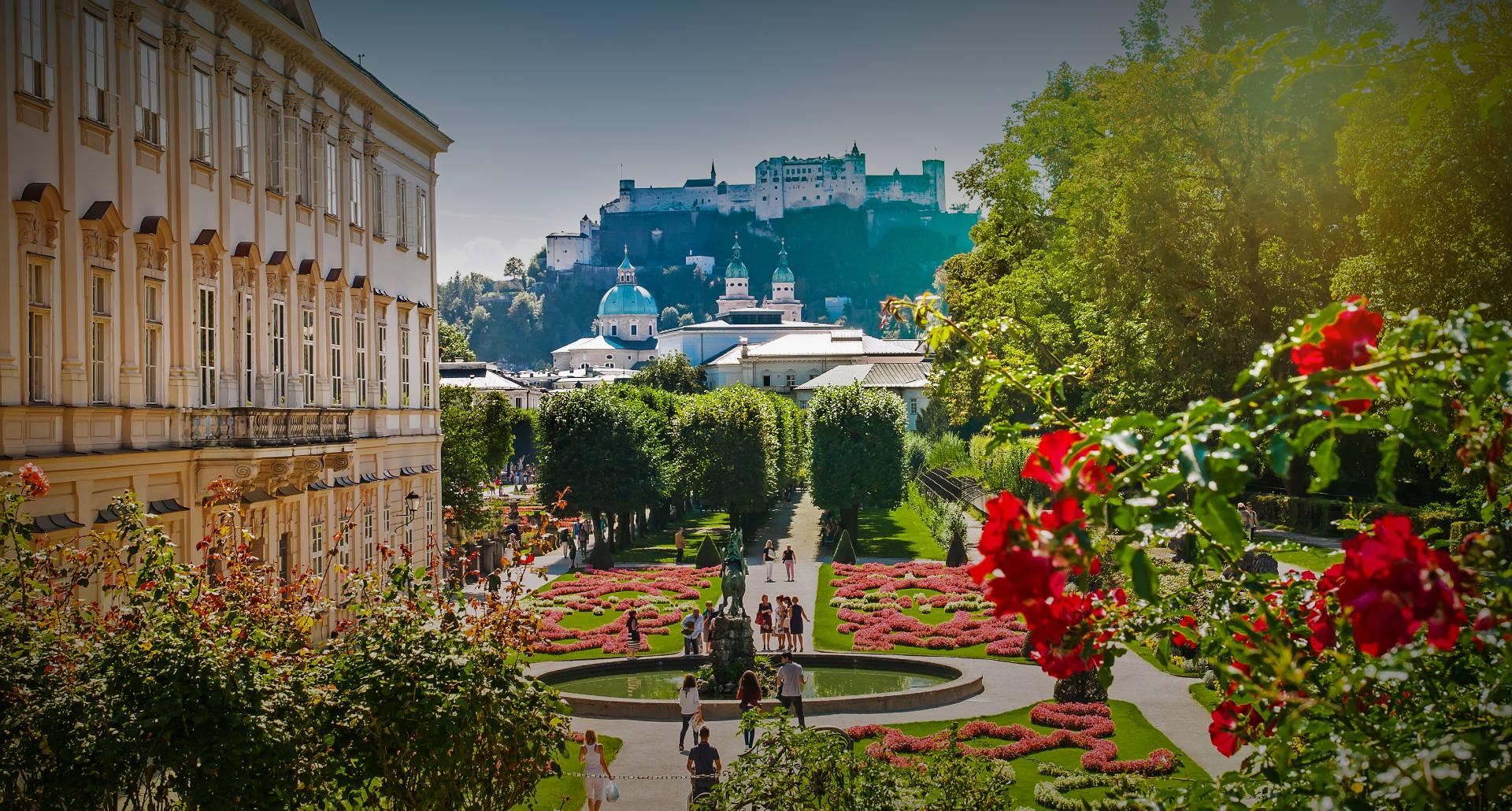 Ausflugsziele Salzburger Land