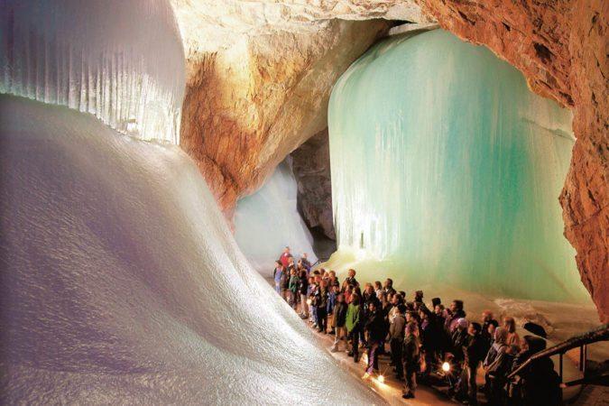 Eisriesenwelt Werfen - Ausflugsziel Salzburger Land