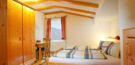 Schlafzimmer - Ferienwohnung in Gastein - Bauernhof Tofererhof