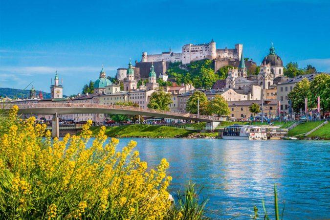 Festung Hohensalzburg - Ausflugsziel Salzburger Land