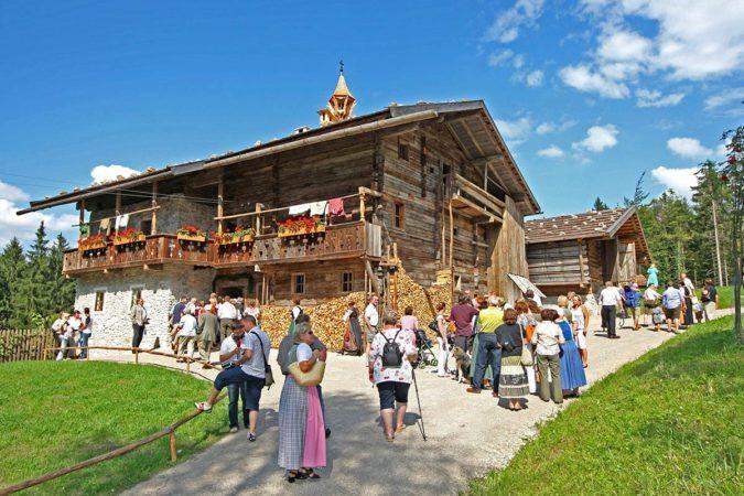 Freilichtmuseum Salzburg - Ausflugsziel Salzburger Land