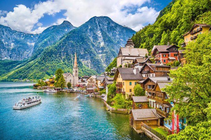 Hallstatt - Ausflugsziel Salzburger Land