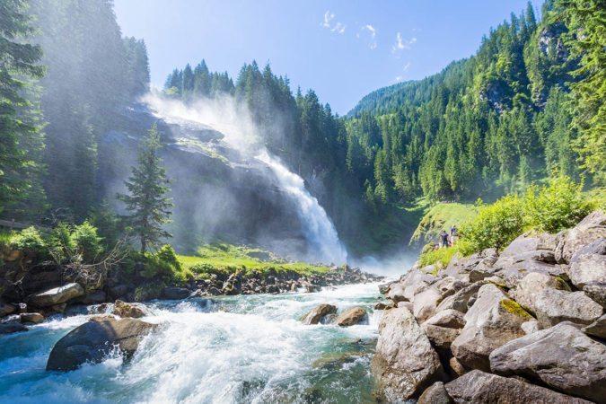Krimmler Wasserfälle - Ausflugsziel Salzburger Land