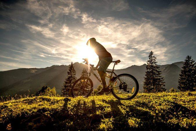 Mountainbiken im Gasteinertal - Urlaub am Bauernhof, Tofererhof