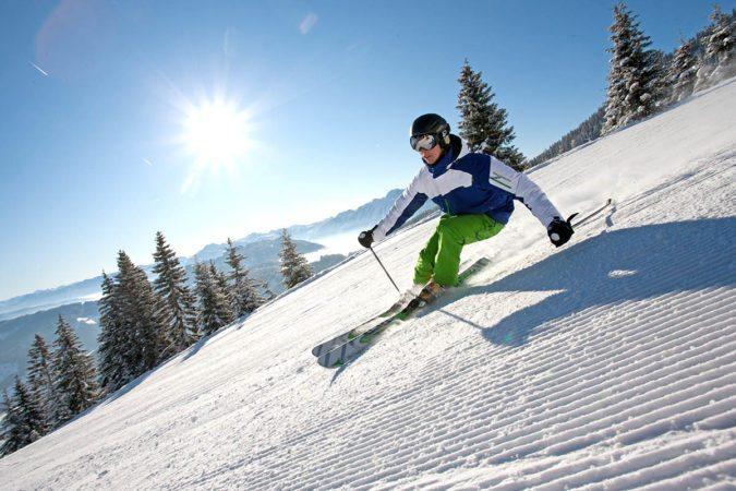 Skifahren im Gasteinertal - Tofererhof Urlaub am Bauernhof