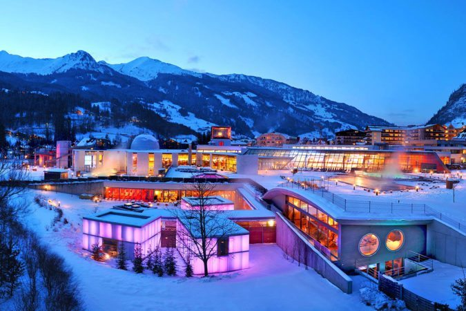 Therme Gastein - Ausflugsziele Salzburger Land