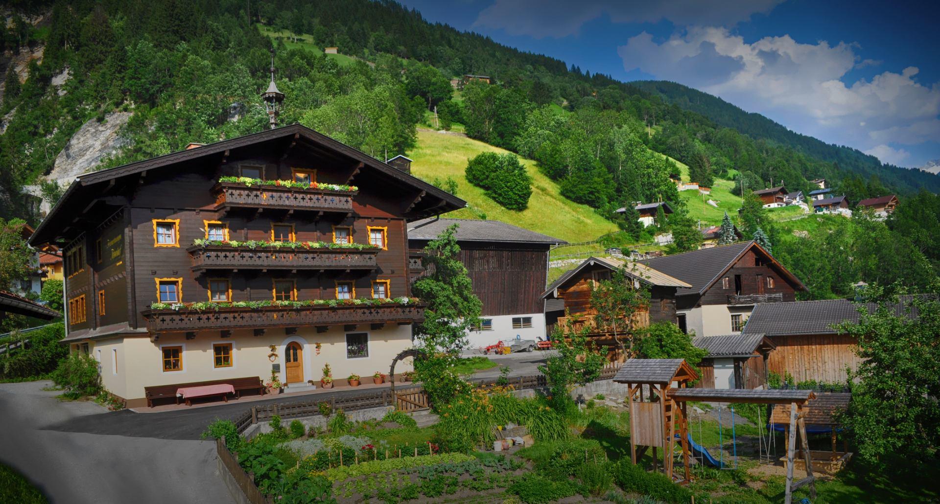 Urlaub am Bauernhof in Bad Gastein - Tofererhof