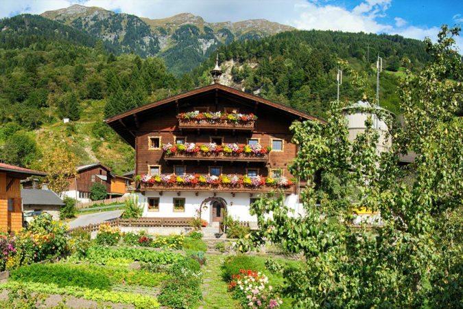 Tofererhof Bad Hofgastein - Urlaub am Bauernhof