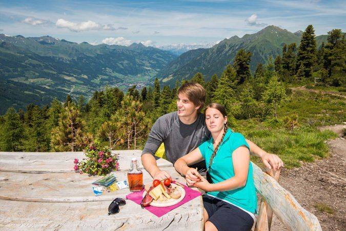 Wandern in Gastein - Tofererhof