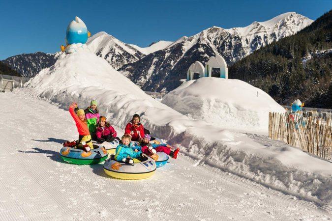 Winterspaß in Bad Hofgastein - Tofererhof Urlaub am Bauernhof