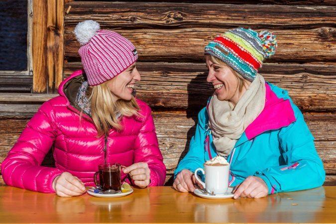 Winterwandern in Bad Hofgastein - Tofererhof Urlaub am Bauernhof